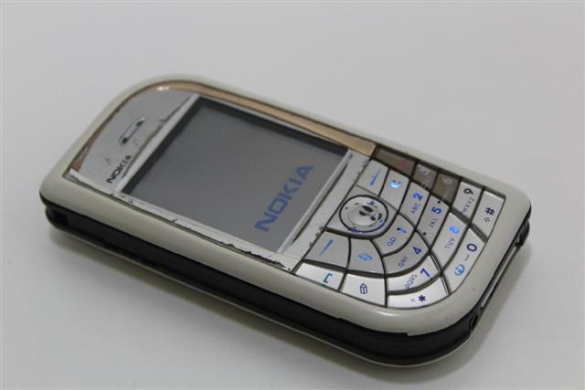 Nokia 7610 Vintage Mobile Phone (Faulty)